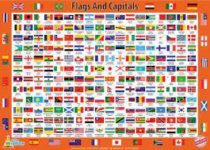 ALL COUNTRIES CAPITALS FLAGS