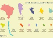 The best Smallest Countries In South America 2021