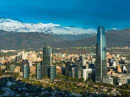 CAPITAL CITY OF CHILE