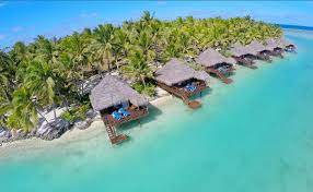 The cook islands history