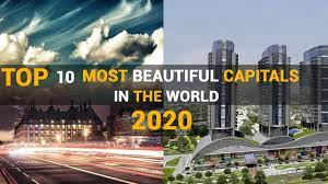 Top 10 most beautiful capital in the World