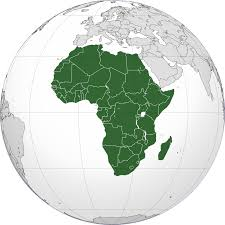 countries in content Africa