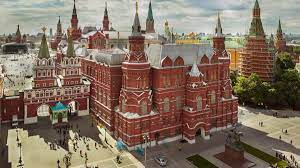 10TH MOST BEAUTIFUL CAPITALIN THE WORLD (Moscow)