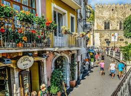 What is Sicily country known for