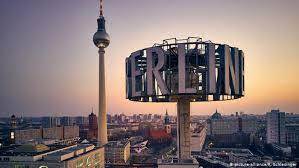 3TH. most beautiful capital in the World( BERLIN)