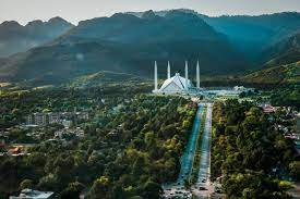 2TH most beautiful capital in the World (ISLAMABAD)
