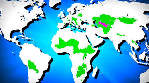 How many landlocked countries in the world  1