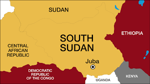 Interesting facts about south sudan map